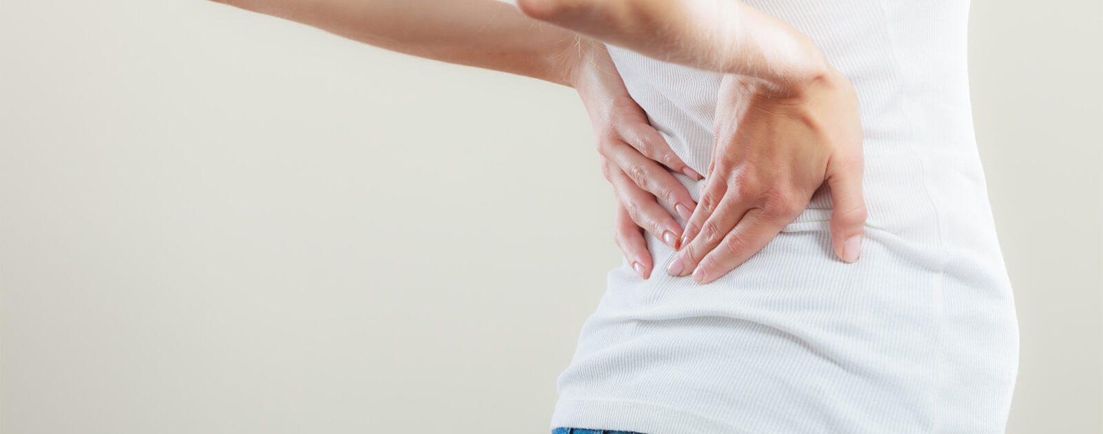 Chronische Rückenschmerzen haben vielfältige Auslöser