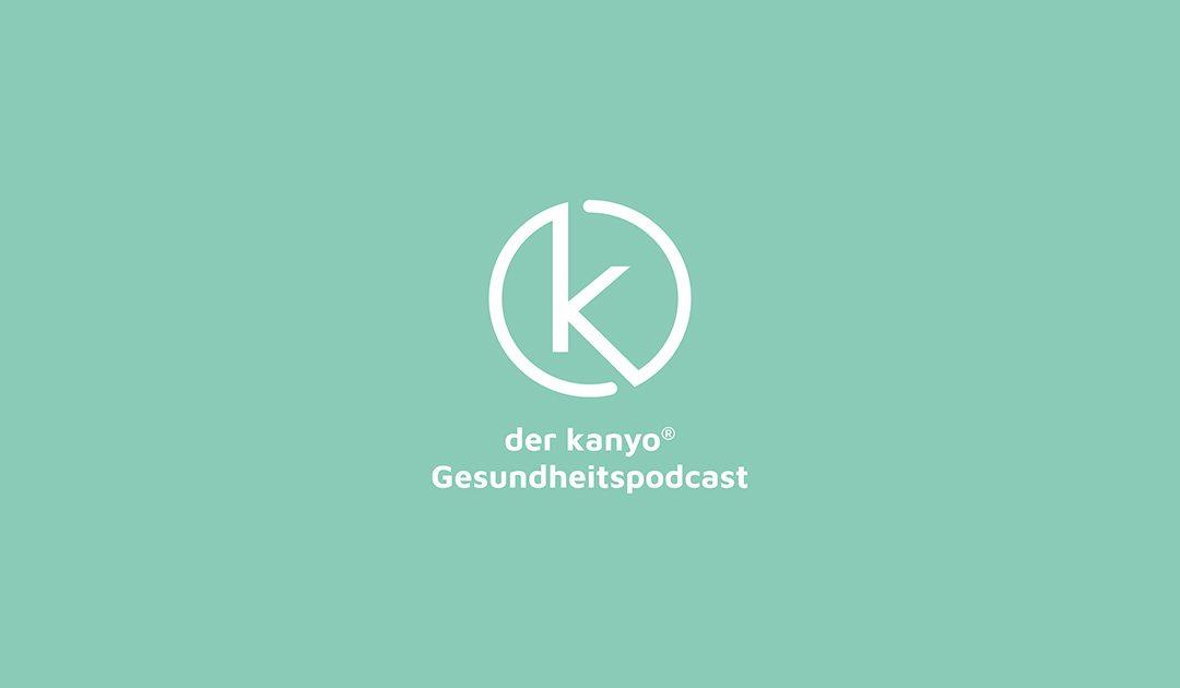 Kanyo Gesundheitspodcast Logo