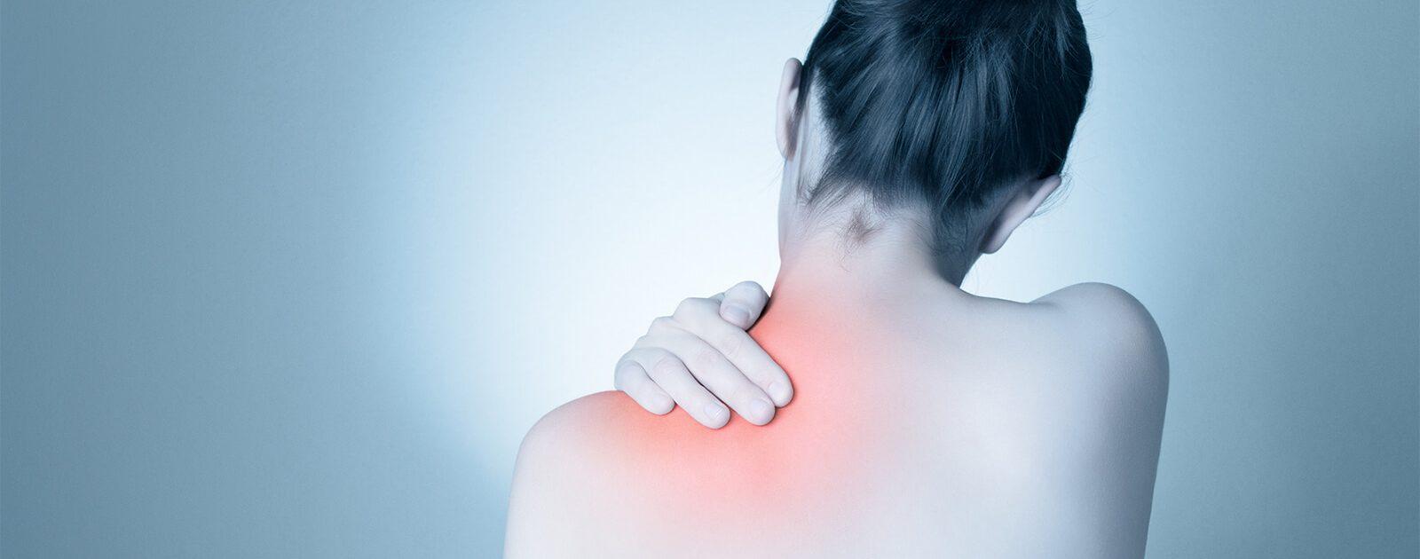 Am Rücken findet man vielerlei Schmerzen. Einige kommen häufiger vor.