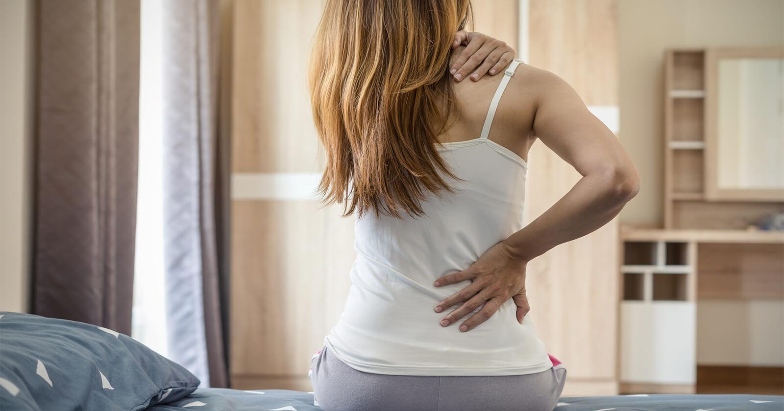 Rückenschmerzen - Überblick zu Auslösern, Folgen & Behandlung