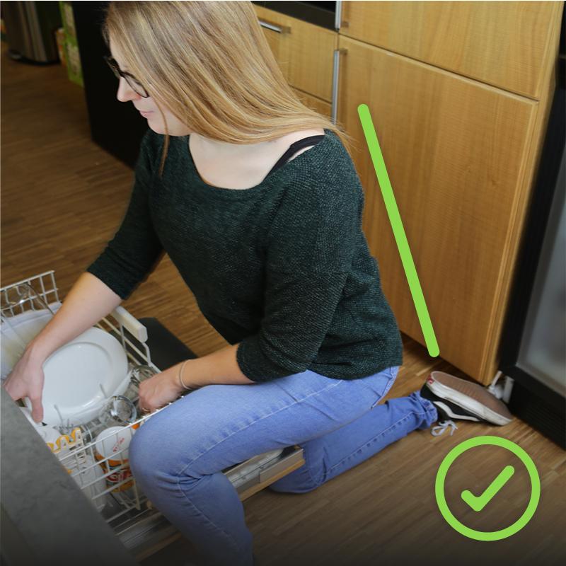 Spülmaschine ausräumen: So geht's!